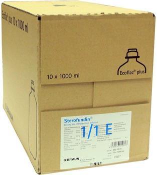 B. Braun Sterofundin Ecoflac Plus (10 x 1000 ml)
