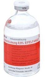 Eifelfango Isotonische Nacl 0,9% Eifelfango Inf.-lsg. (20 x 50 ml)