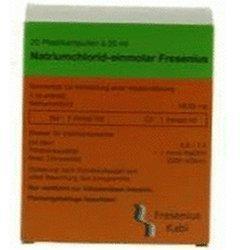 Fresenius Kochsalzlösung Fres.5,85% Plastikflaschen (20 x 20 ml)