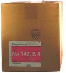 Deltaselect Ringer Lösung Plastik (10 x 1000 ml)