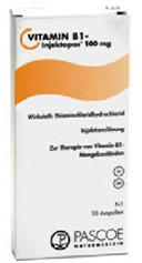 Pascoe Vital Vitamin B 1 Injektop 100 MG (200 ml)