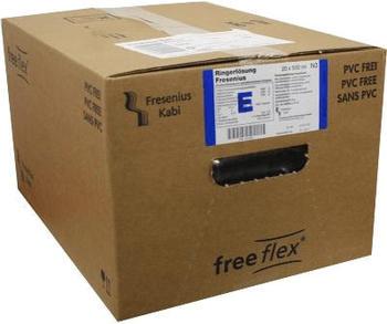 Fresenius Ringer Loesung Free Flex (20 x 500 ml)