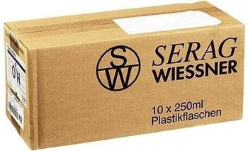 Serag-Wiessner Aqua Bidest Plastik (10 x 250 ml)