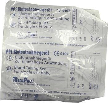 MediPac PPS Blutentnahmegeraet 15 mm 10X