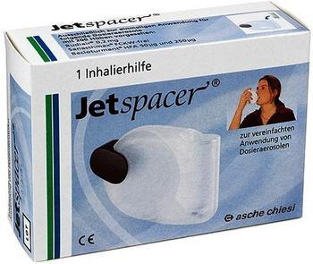 Chiesi Jetspacer Inhalierhilfe
