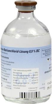 Berlin-Chemie Isotone NaCl 0,9% Glas Inj.-Lsg. (20 x 100 ml)