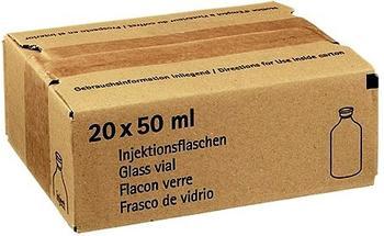 Berlin-Chemie Isotone NaCl 0,9% Glas Inj.-Lsg. (20 x 50 ml)