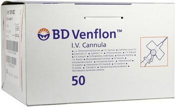 Becton Dickinson Bd Venflon 2 20G 1,0 x 32 mm Verweilkanuele (50 Stk.)