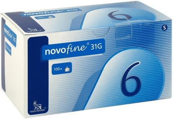 eurim-pharm-novofine-6-kanuelen-0-25x6mm-31g-kanuele-100-stueck