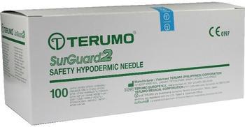 Terumo SurGuard2 gelb 0,90 x 38 mm (100 Stk.)