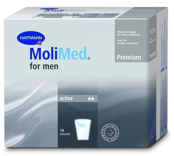 Hartmann MoliMed for men active (14 Stk.)