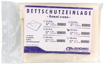 dr-junghans-medical-bettschutzeinlage-150-x-90-cm-gummi-creme
