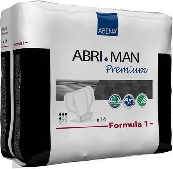 Abena Abri Man Formula 1 Air Plus (12 x 14 Stk.)
