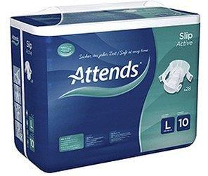 Attends Slips Active 10 Large (2 x 28 Stk.)
