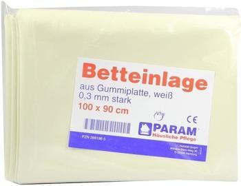 Param Bettplatte weiss 100x90cm