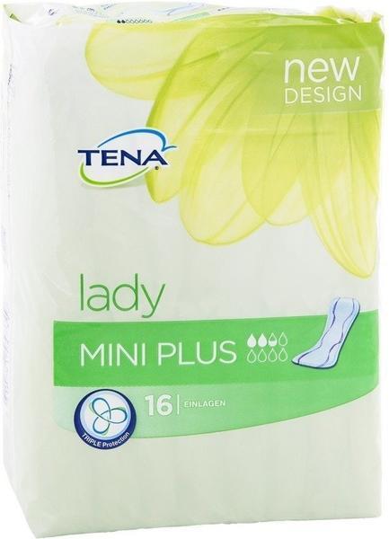 Tena Lady Mini Plus Einlagen (16 Stk.)