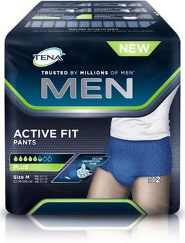 Tena Men Active Fit Pants Plus M (12 Stk.)
