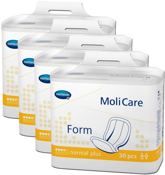 Hartmann MoliCare Form normal plus (4 x 30 Stk.)