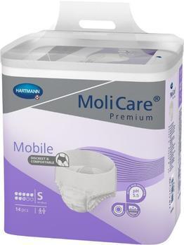Hartmann MoliCare Premium Mobile 8 Tropfen Gr. S (14 Stk.)