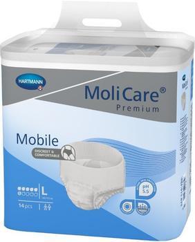 Hartmann MoliCare Premium Mobile 6 Tropfen Gr. L (14 Stk.)