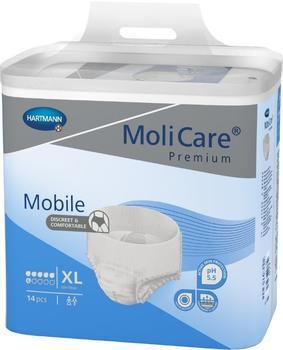 Hartmann MoliCare Premium Mobile 6 Tropfen Gr. XL (14 Stk.)