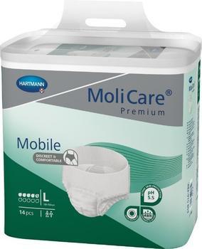 Hartmann MoliCare Premium Mobile 5 Tropfen Gr. L (14 Stk.)