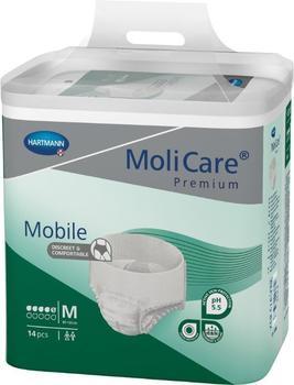 Hartmann MoliCare Premium Mobile 5 Tropfen Gr. M (14 Stk.)