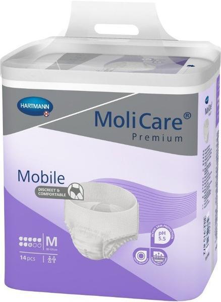 Hartmann MoliCare Premium Mobile 8 Tropfen Gr. M (14 Stk.)