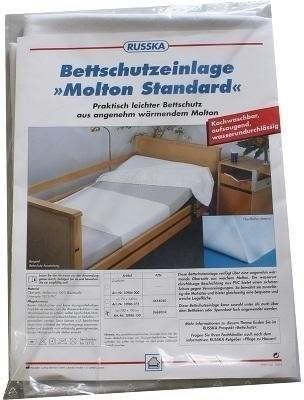Ludwig Bertram Bettschutzeinlage Molton 100x150 cm (1 Stk.)