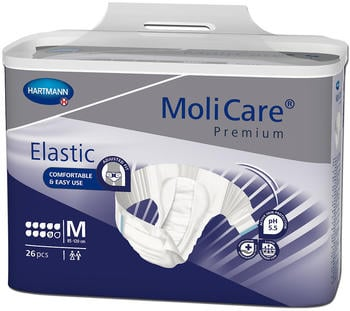 Hartmann MoliCare Premium Elastic Slip 9 Tropfen Gr. M (26 Stk.)