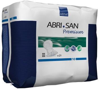 Abena Abri San Air Plus Nr.10 (4 x 21 Stk.)