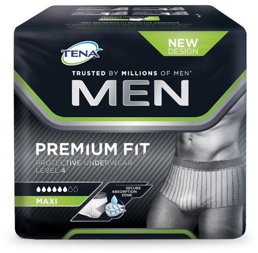 Tena Men Premium Fit Level 4 L (8 pcs)