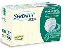 Serenity Soft Dry Be Free Pants Extra S (14 pc.)