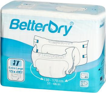 BetterDry XL10 Inkontinenz-Slip (15 Stk.)
