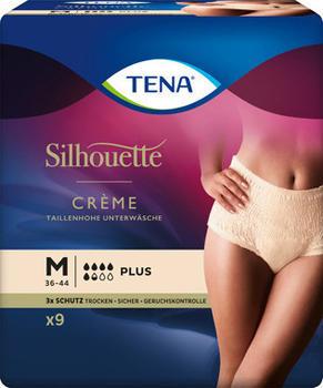 Tena Silhouette Plus M Crème (9 Stk.)