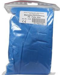 CareLine Matratzen Schutzbezug PE-Folie Blau (1 Stk.)
