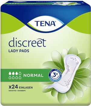 Tena Lady Discreet Einlagen Normal (24 Stk.)