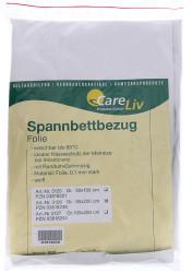 CareLiv Matratzen Schutzbezug Folie 90x200cm (1 Stk.)
