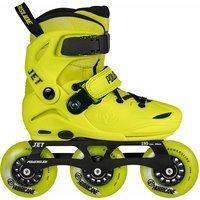 Powerslide Inline Skates, Kinder, »Jet Neon Yellow