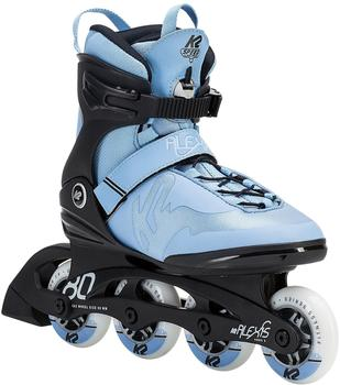 K2 Alexis 80 Pro Inline Skates, Mehrfarbig, 9 US