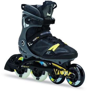 K2 VO2 100 X Pro Inline Skates, Mehrfarbig, 10.5 US