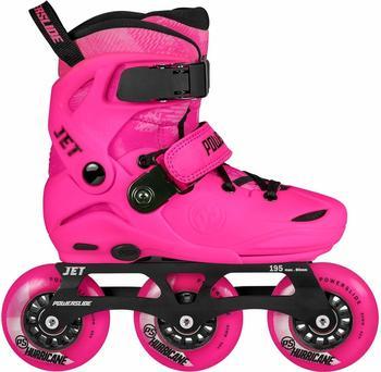 Powerslide Inline Skates, Kinder, Jet Neon Pink rosa