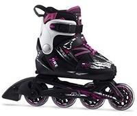 Fila X-One Girl Inline Skate schwarz/Magenta 35-38