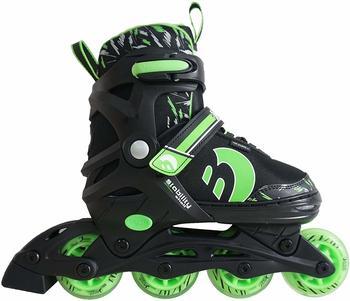best-sporting-inline-skates-groesse-verstellbar-abec-7-gruen-gr-30-33