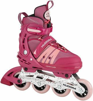 Hudora Inline Skates Comfort, strong berry, Gr. 29-34