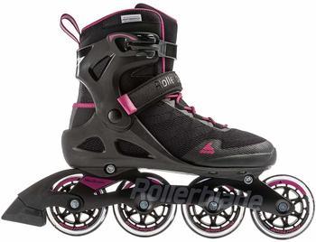 rollerblade-damen-sirio-84-w-inline-skate-black-magenta-260