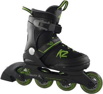 K2 Velocity Jr. schwarz/grün, 32-37