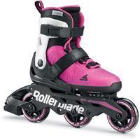 Rollerblade MICROBLADE 3WD G Skates weiß, Juventud Unisex, weiß/rosa, 210