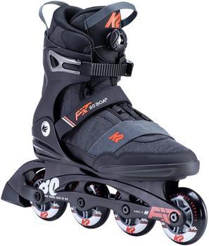 K2 Skates - Roller Ausrüstung F.I.T. 80 BOA Inline Skate 2020 black/orange 42.5