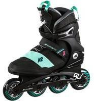 K2 Sports Europe Inlineskates ALEXIS 80 PRO black 36
